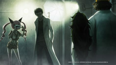 steins gate steins gate 0 review plodding through time