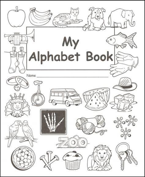 alphabet picture book my alphabet book 044134 details rainbow resource