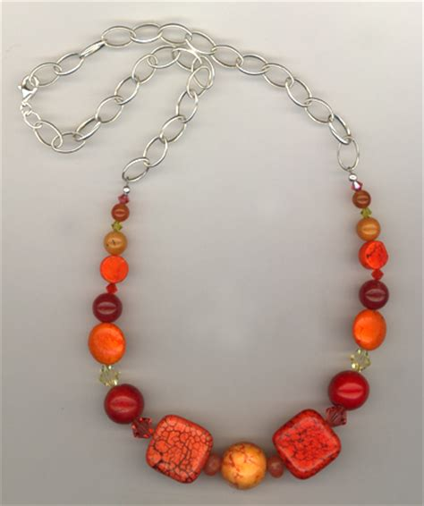 beaded necklaces ideas melinda jernigan new gemtone artisan beaded jewelry designs