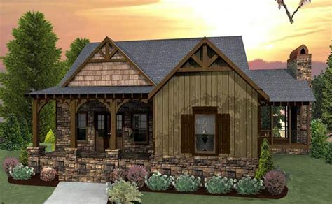 house plans cottages 3 bedroom craftsman cottage house plan with porches