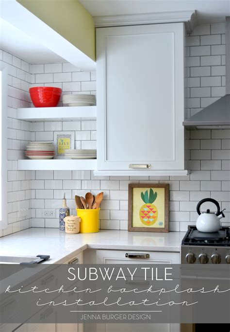 subway tile colors kitchen subway tile kitchen backsplash installation burger