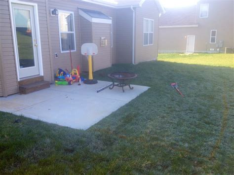 concrete patio vs pavers patio pavers vs concrete 28 images paver patio vs