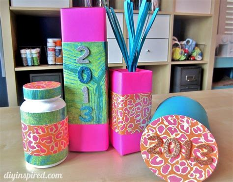 new craft ideas for craft ideas new year s noise makers diy inspired