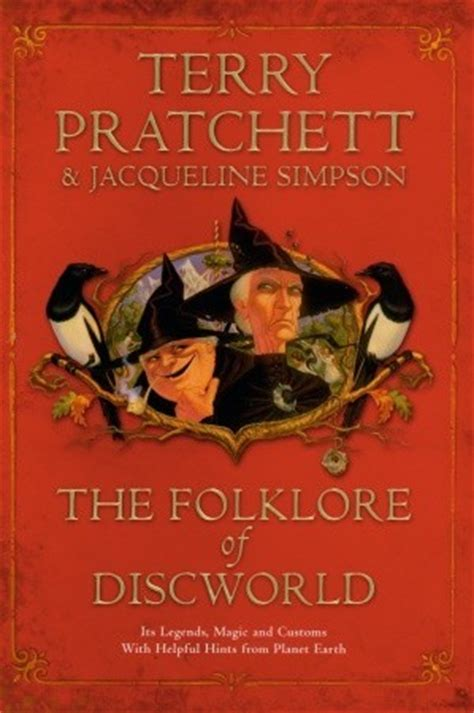 folklore picture books the folklore of discworld by terry pratchett reviews