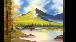 bob ross of painting uk inspired by bob ross wam paintings for all time