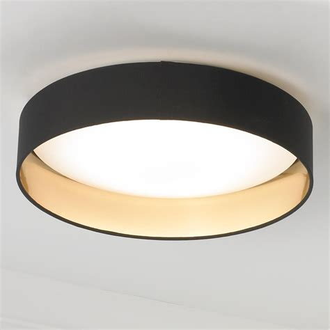Ceiling Lights by Modern Ringed Led Ceiling Light Ceiling Lights And