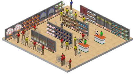Machine Shop Floor Plans business virtual business simulations