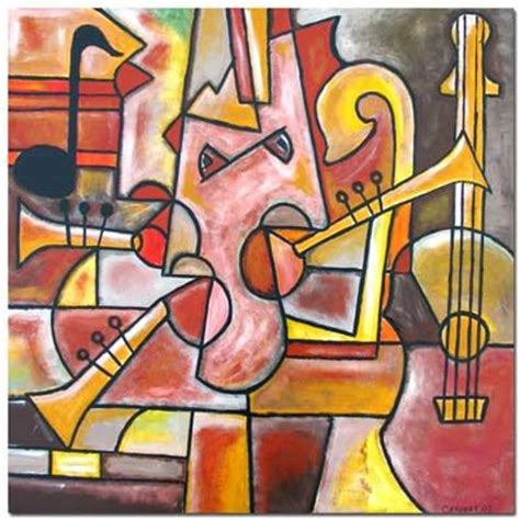 picasso paintings midnight in midnight jazz abstract 2d paint marker pastel