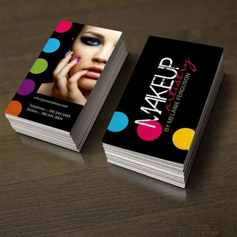 make up business cards 1000 images about makeup artist business cards on