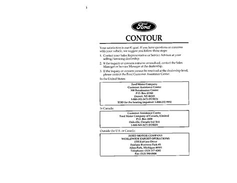car manuals free online 1996 ford contour navigation system 2002 ford explorer owners manual just give me the damn autos post