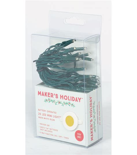 mini string lights battery operated warm white battery operated mini led string lights jo