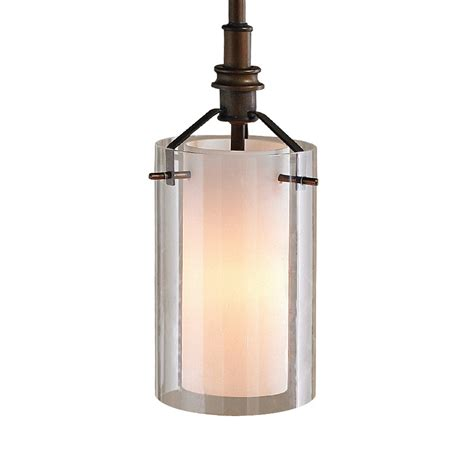 allen and roth pendant lighting shop allen roth 5 12 in w rubbed bronze mini pendant