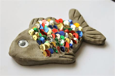 clay craft projects sun hats wellie boots quot hooray for fish quot exploring