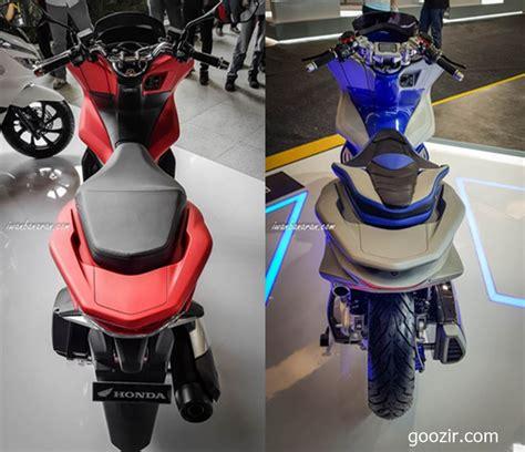 Pcx 2018 Hitam Modif by Modif Honda Pcx 150 Futuristik Tekno Informasi Otomotif