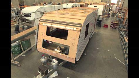 Build Your Own A Frame House time lapse caravan construction video concept caravans