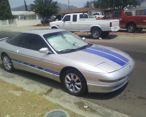 1994 Ford Probe by 81rotary 1994 Ford Probe Specs Photos Modification Info