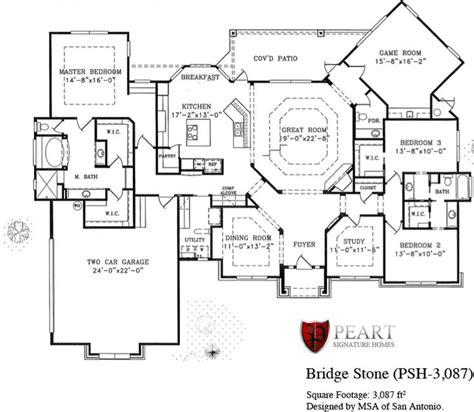 custom home plan 1663 clairmont floor plan ranch house view sizefloor