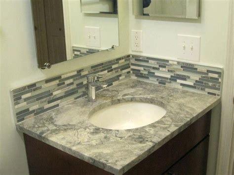 bathroom tile backsplash ideas vanity backsplash salmaun me