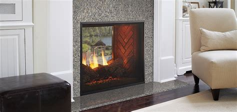 quadra gas fireplace fortress see through gas fireplace quadra