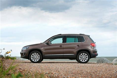 2011 Volkswagen Tiguan Reviews by Volkswagen Tiguan 2011 2016 Used Car Review Car