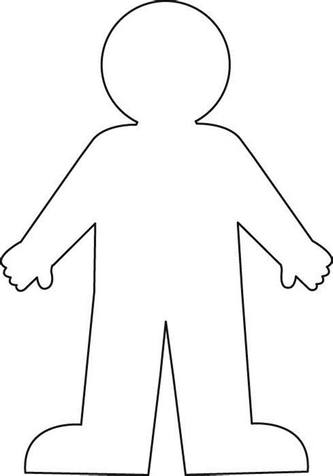 templates for children to make artventurers and crafts for all about me