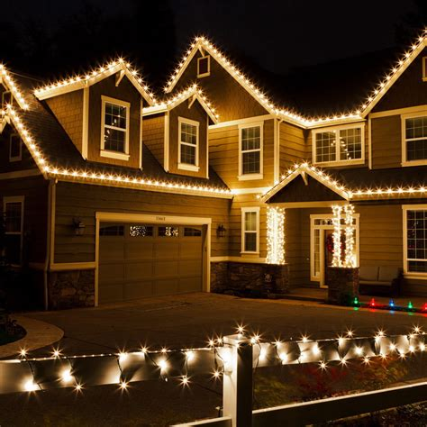 house lights to 50 spectacular home lights displays style estate