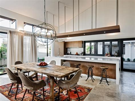 open concept kitchen design 15 open concept kitchens and living spaces with flow hgtv