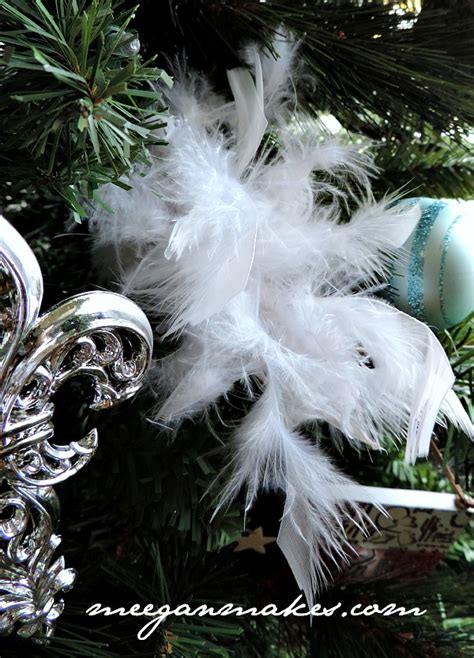 feather ornaments for trees feather and tea cup tree what meegan makes