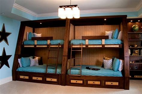 large bunk beds bunk beds optimal solution for large families
