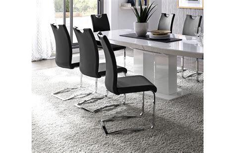 chaise moderne pour salle 224 manger torino g chaises salle 224 manger