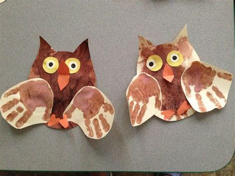 owl crafts for owl craft pre k owl