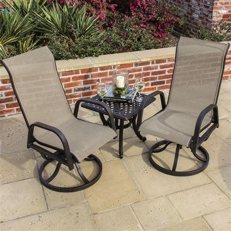 bistro set patio furniture bistro set outdoor