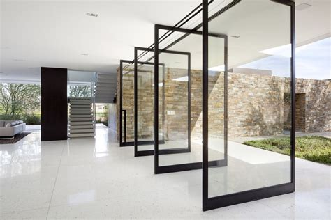 big glass door size matters large pivot doors how to stand out