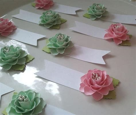 paper flowers for card wedding gifts paper flower cards for weddings