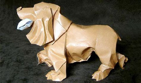 origami artists origami maniacs the greatest origami artist yoshizawa