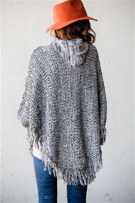 knitted hooded poncho 17 best images about knitted mancho poncho serape cape