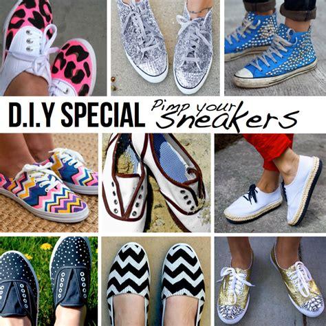 diy designs pimp your sneakers 10 diy ideas tutorials
