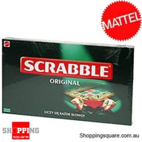 scrabble mattel original scrabble mattel shopping shopping