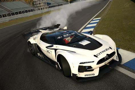 Citroen Race Car by Gt6 Drift Gt By Citroen Race Car
