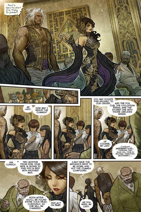 monstress volume 3 monstress 1 marjorie liu sana takeda image comics