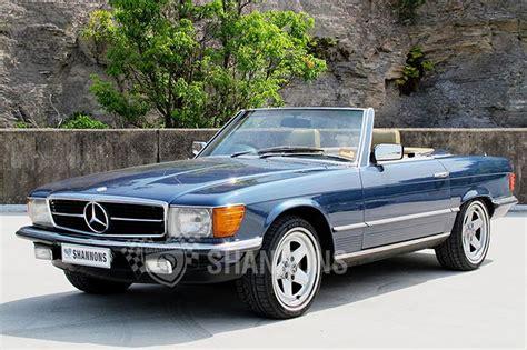 Mercedes 380sl Convertible mercedes 380sl convertible auctions lot 16 shannons