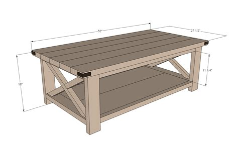 table woodworking plans free woodwork coffee table dimensions pdf plans