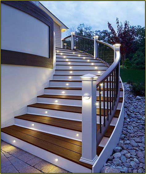 Solar Deck Lights For Steps by Solar Deck Step Lights Home Design Ideas