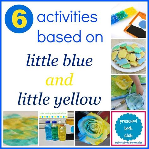 and activities 23 best images about blue yellow on