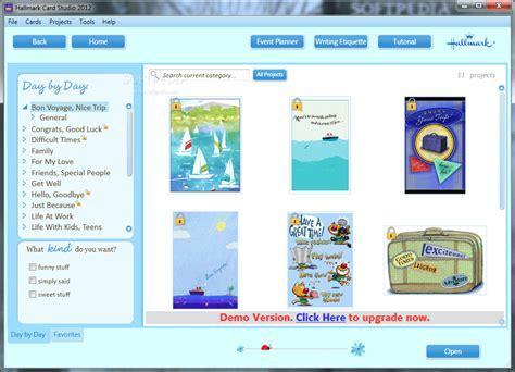 hallmark card software free software hallmark card studio 2011 deluxe