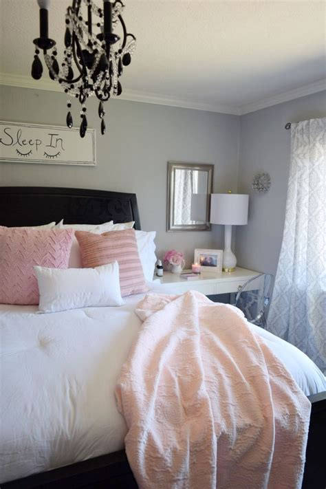 black and pink bedroom furniture 17 best ideas about blush bedroom on bedroom