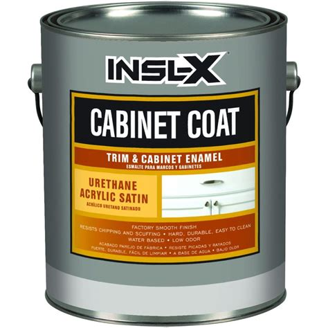 home depot paint one coat cabinetcoat 1 gal white trim and cabinet enamel cc4510