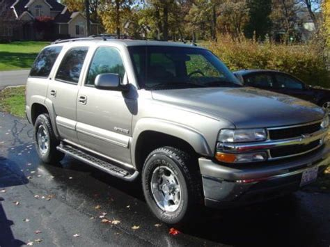 sell used 2003 chevy tahoe lt in sycamore illinois united states
