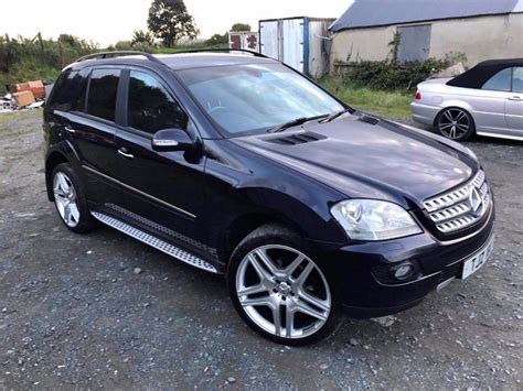 Mercedes Ml320 by Mercedes Ml320 Amg Sport Auto Not X5 Q7 Jeep In