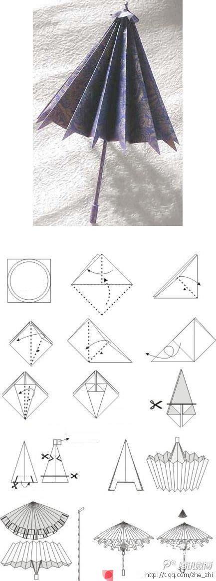 origami umbrella diy paper parasoll umbrella origami tutorial origami